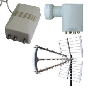 Antenne e Accessori per l'installazione